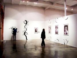 """Exposición """"K100W"""" de Leslie Medina en la Galería de Arte Contemporáneo de Puebla"""